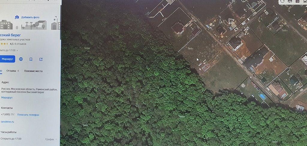 КП Высокий берег, 3 650 000 руб./мес.
